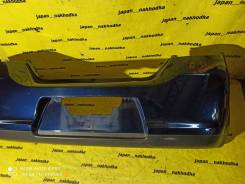 Бампер, задний Nissan Tiida, C11 HR15DE