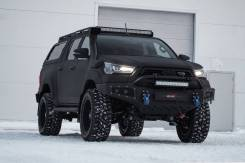 Бампер силовой передний BMS PRO-Line для Тойота Хайлюкс Рево 2020