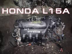 Двигатель Honda L15A Контрактный | Установка, Гарантия, Кредит