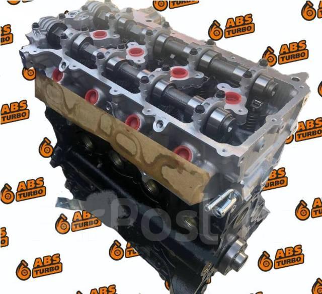 Двигатель в сборе без навесного 2TR Hiace 2.7л 19000-75G91