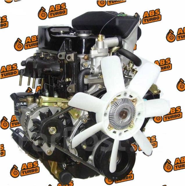 Двигатель в сборе с навесным 4JB1 Isuzu 8944373977