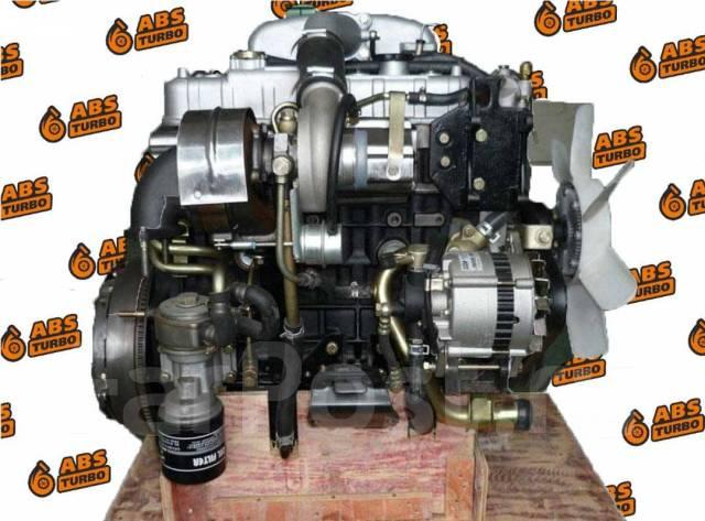 Двигатель в сборе с навесным 4JB1 T Isuzu 8944373977