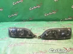 Фары пара рестайл Цвет-2CF Toyota Cresta GX100 (72 т. км)[Cartune]1018