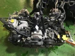 2 мод Двигатель EJ206Dxdbe Subaru Legacy BE5 bh5 B12 EJ206 01г 74432км