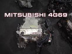 Двигатель Mitsubishi 4G69 Контрактный | Установка, Гарантия, Кредит