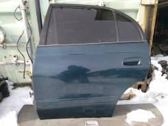 Дверь задняя левая Toyota Corona ST190 4SFE