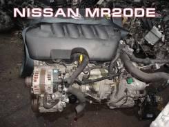 Двигатель Nissan MR20DE Контрактный   Установка, Гарантия, Кредит