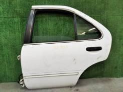 Дверь боковая Nissan Sunny B14 задняя левая