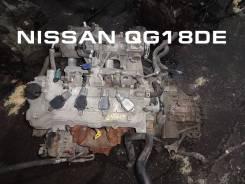 Двигатель Nissan QG18DE Контрактный   Установка, Гарантия, Кредит