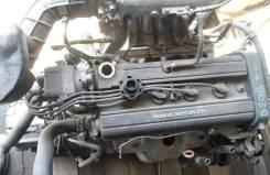Контрактный двигатель B20B 4wd в сборе