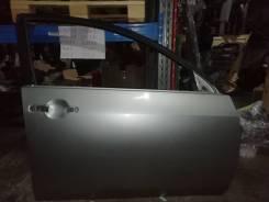 Дверь передняя правая Nissan Primera P12 (седан)KY0 серебро.