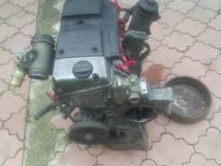 Мотор мерседес W 210 604 2 2дизель
