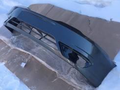Новый Оригинальный бампер (серый металлик) Daewoo Nexia N150 08-16г