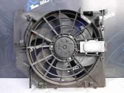 Вентилятор радиатора Bmw 318I 2004 [1593003] E46 N46B20AA