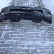 Бампер передний на Тойота-Прадо 150