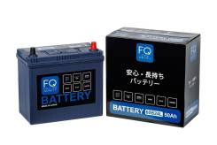 FQ Fujito Quality. 50А.ч., Обратная (левое), производство Япония