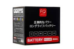 FQ Fujito Quality. 80А.ч., Прямая (правое), производство Япония