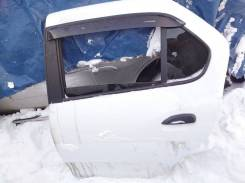 Дверь задняя левая Renault Logan 2