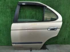 Дверь боковая Nissan Sunny B15 задняя левая