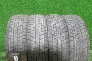 Dunlop Winter Maxx SJ8. зимние, без шипов, 2018 год, б/у, износ до 5%