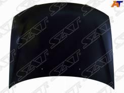 Капот Nissan Almera /Bluebird Sylphy 00-05 под цельную решетку ST-DT07-015-0