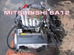 Двигатель Mitsubishi 6A12 Контрактная, установка, гарантия, кредит
