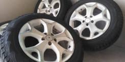 Комплект литых дисков Weds на шинах 205/60R16 Cordiant