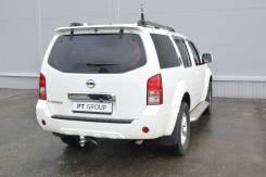 Фаркопы. Nissan Pathfinder, R51, R51M