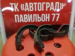Колодки тормозные барабанные стояночного тормоза GS8725