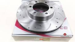 Диски тормозные передние (вентилируемые) Toyota LEND Cruiser Prado 120 43512-60151