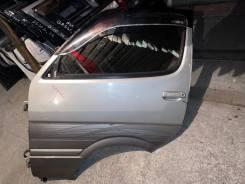 Дверь передняя левая Toyota Hiace KZH-100