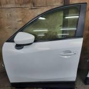 Дверь боковая Mazda CX-5 2013 левая передняя KE,