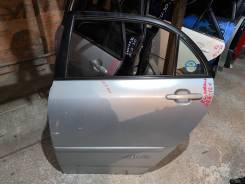 Дверь задняя левая Toyota Corolla NZE-121