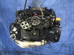 Контрактный ДВС Subaru EJ20X Установка Гарантия Отправка