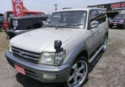 Контрактный Кузов Land Cruiser Prado 95 Не распил! Цвет К03