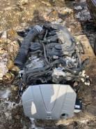Двигатель 2GR FSE Lexus GS350 GRS191 цвет 1G5 2009 год