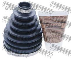 Пыльник ШРУСа внешнего (комплект) PVC Febest 0217PJ32 0217PJ32