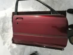 Дверь правая передняя Toyota Carina #17#