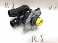 Помпа водяной насос корпус термостата в сборе VW Audi Skoda Seat 06H121026BF