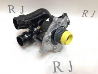 Помпа водяной насос корпус термостата в сборе VW Audi Skoda Seat