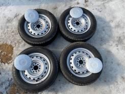 Комплект колёс 195/65R15, 5*100/5*114,3, без пробега по РФ