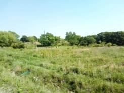Земельный участок в черте города. 1 303кв.м., собственность, электричество, вода. Фото участка