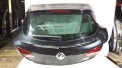 Крышка багажника Opel Astra J Gtc 2009-2016 [13371615], задняя