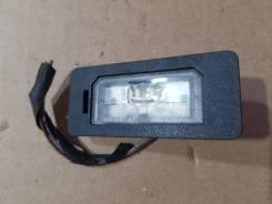 Фонарь подсветки номера Bmw 5-Series 2011 [33267193293] F10 N55B30 Hybrid 5, задний