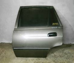 Дверь задняя левая Daewoo Nexia