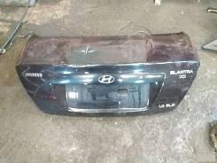 Крышка багажника Hyundai Elantra XD G4ED
