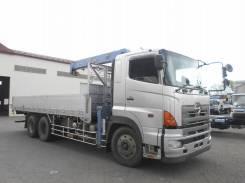Hino Profia. 10 тонн, С ПТС, 12 910куб. см., 10 000кг., 6x2. Под заказ