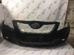 Бампер передний (202-черный) Toyota Camry ACV40