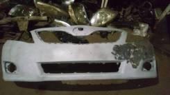 Передний бампер рестайлинг Toyota Camry ACV40 2009-2011