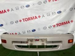Бампер передний белый 046 Toyota Corona Exiv ST200 ST201 ST202 ST203